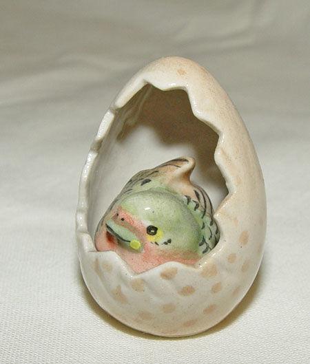 Image de Bird in egg