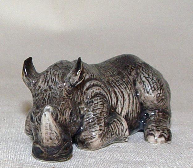 Image de Rinoceros lying