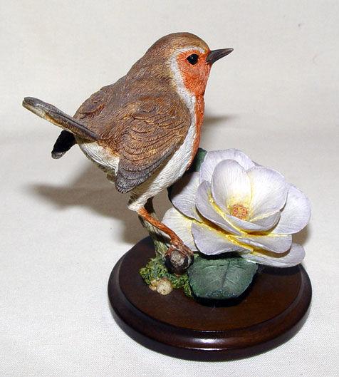 Image de Robin with Camellia