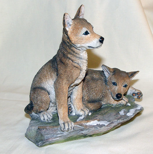 Image de Wolf cups