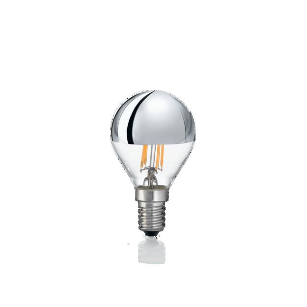 Image de Ampoule chromée E14