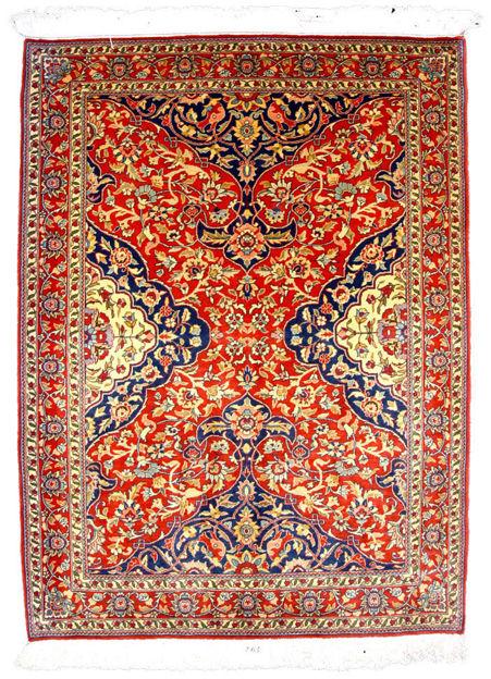 Image de Tabriz - Cm 203 X 141